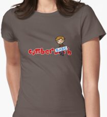 Benedict Cumberbabe Women's Fitted T-Shirt