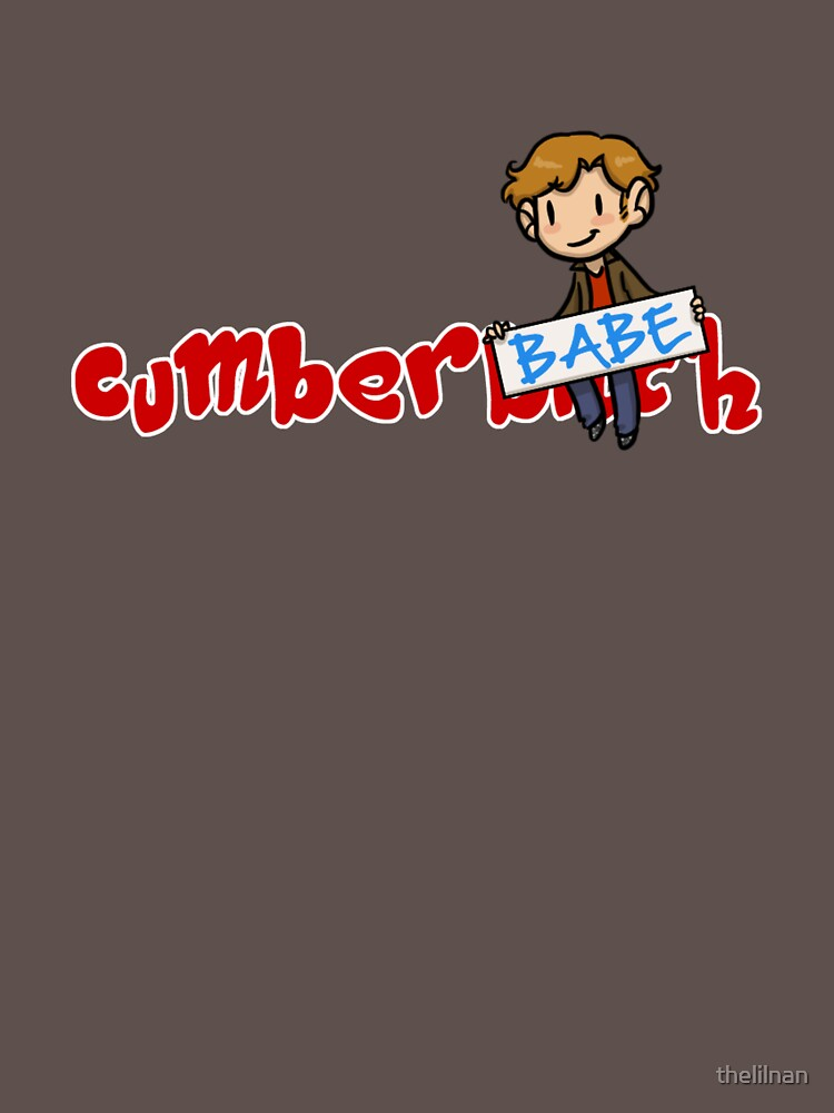 Benedict Cumberbabe by thelilnan