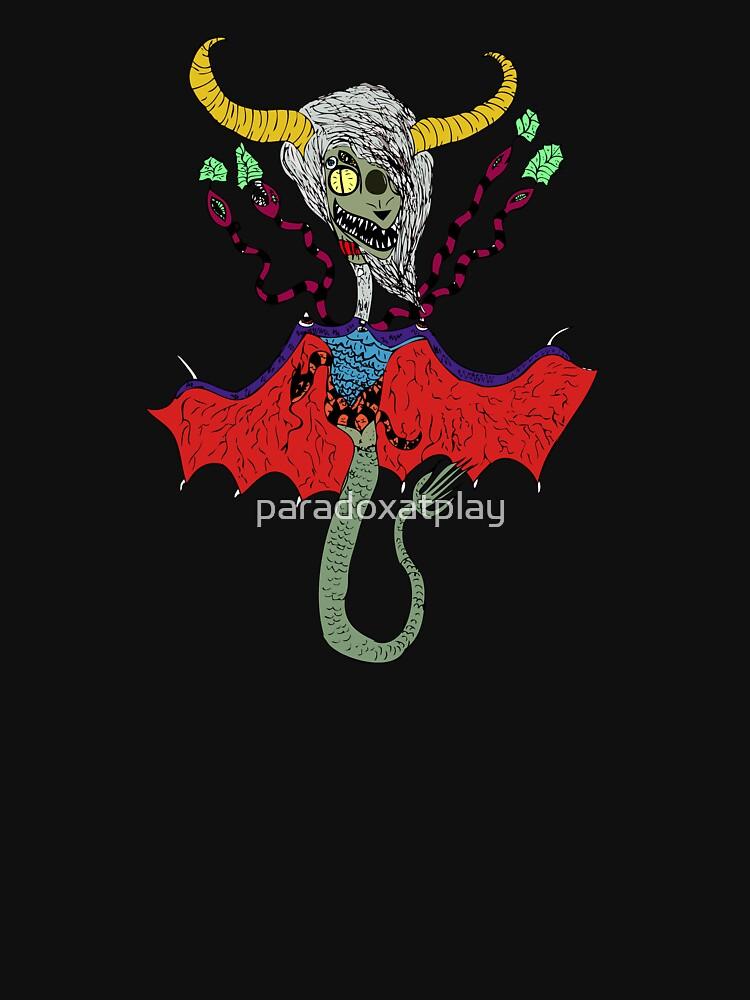 Tree Creeper by paradoxatplay