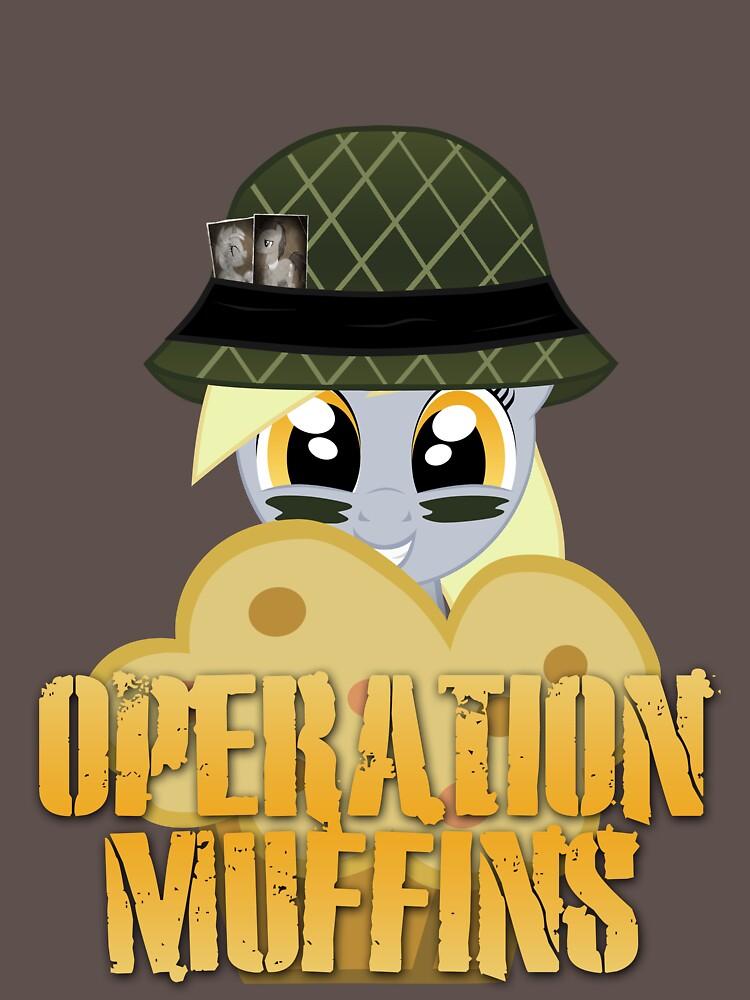 Operation Muffins | Unisex T-Shirt