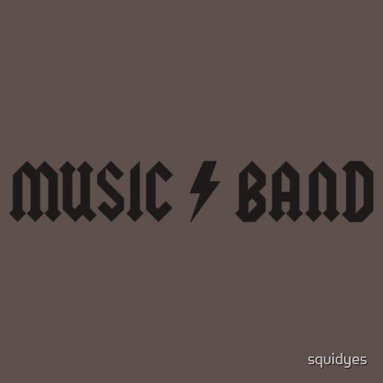 TShirtGifter presents: Music Band | V-Neck