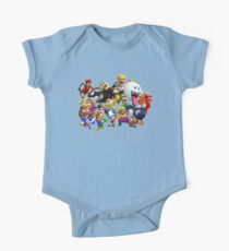 It's-a me, Mario! ... or not?  One Piece - Short Sleeve