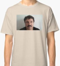EL CHAPO | MUGSHOT Classic T-Shirt