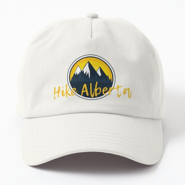 Hike Alberta Dad Hat