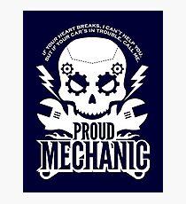Mechanic Quotes Impressive Funny Mechanic Quotes Photographic Prints  Redbubble