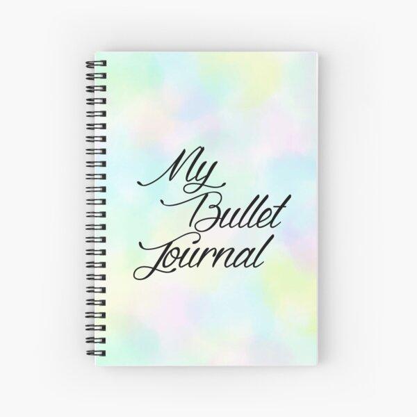 Mon journal de balle - Fluffy Cahier à spirale