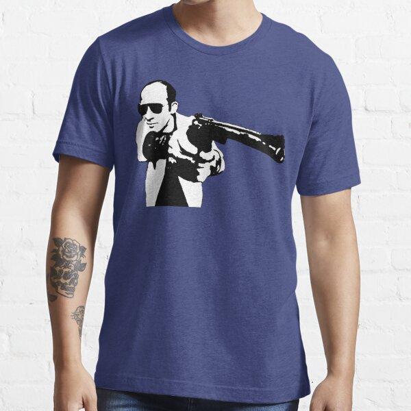 Hunter S Thompson - Gun - Groß Essential T-Shirt