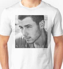 NICK JONAS ALBUMS 2 Unisex T-Shirt