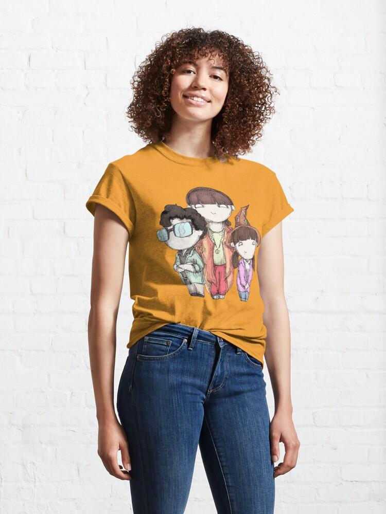 Alternate view of Halloween Kids Classic T-Shirt