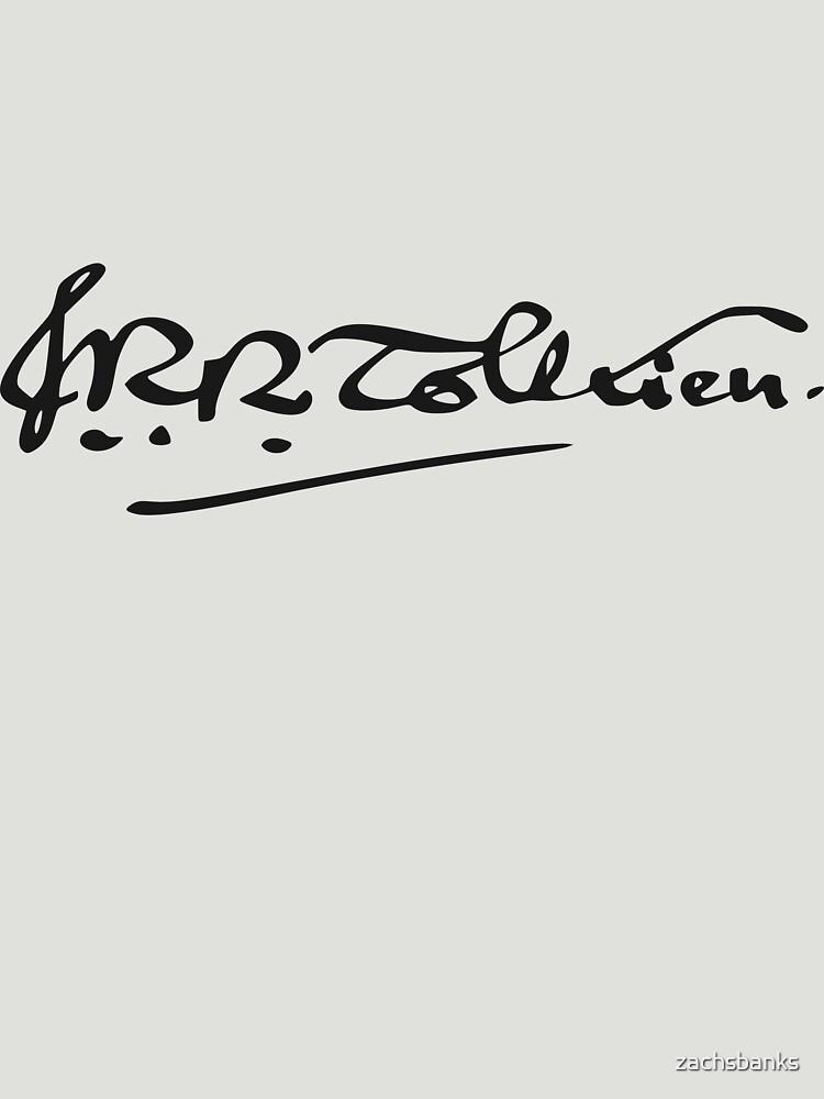 Firma JRR Tolkien de zachsbanks