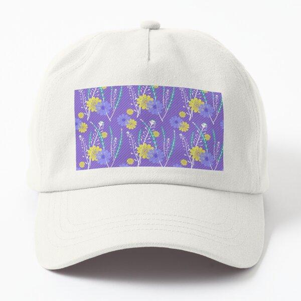 Summer Bouquet Dad Hat