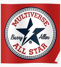 Multiverse All Star Poster