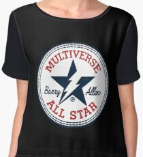 Multiverse All Star Women's Chiffon Top