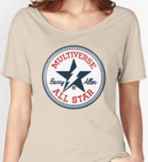 Multiverse All Star Women's Relaxed Fit T-Shirt