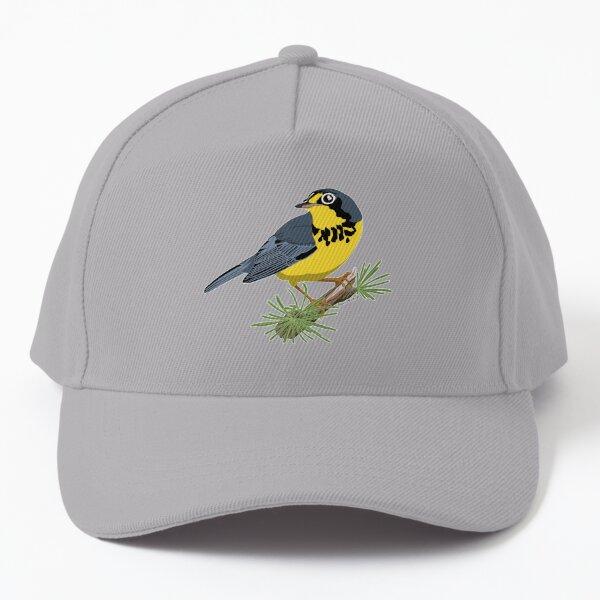 Canada Warbler Baseball Cap