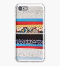 Ribbon Frame  iPhone Case/Skin