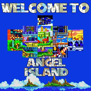 Welcome to Angel Island by insomniosis