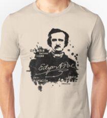 Edgar Allan Poe - Poe the Raven - The Following - Brilliant and Dark World of Poe Unisex T-Shirt