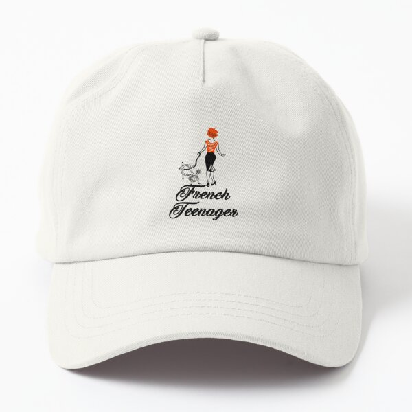 french teenager Dad Hat