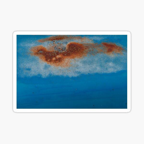 Rostige Wolken Sticker