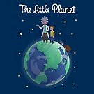The Little Planet by Queenmob