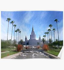 Oakland Temple No. 1 Poster
