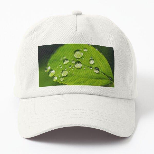 Wet leaf Dad Hat