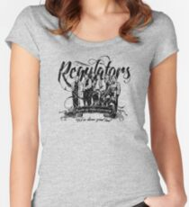 Regulators - Young Guns Women's Fitted Scoop T-Shirt
