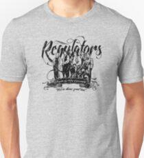 Camiseta unisex Reguladores - Young Guns
