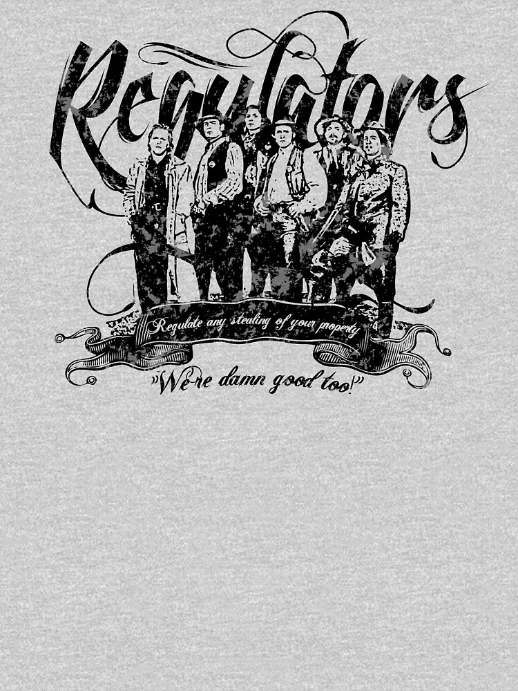 TShirtGifter presents: Regulators - Young Guns | Unisex T-Shirt