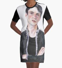 Tom Riddle Graphic T-Shirt Dress