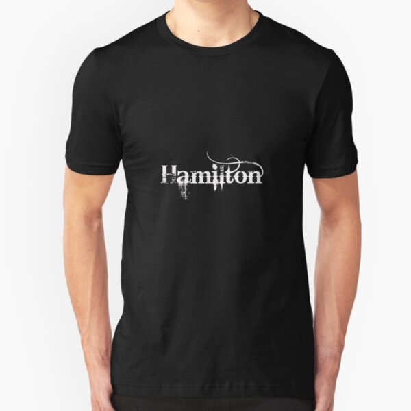 Hamilton Slim Fit T-Shirt