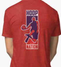 Hoop Nation Tri-blend T-Shirt