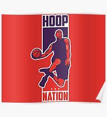 Hoop Nation Poster