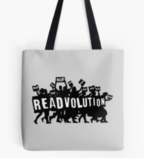READVOLUTION Tote Bag