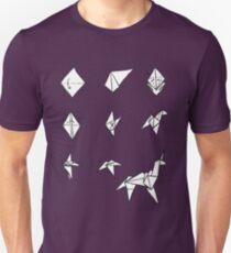 Origami Unicorn - Blade Runner Unisex T-Shirt