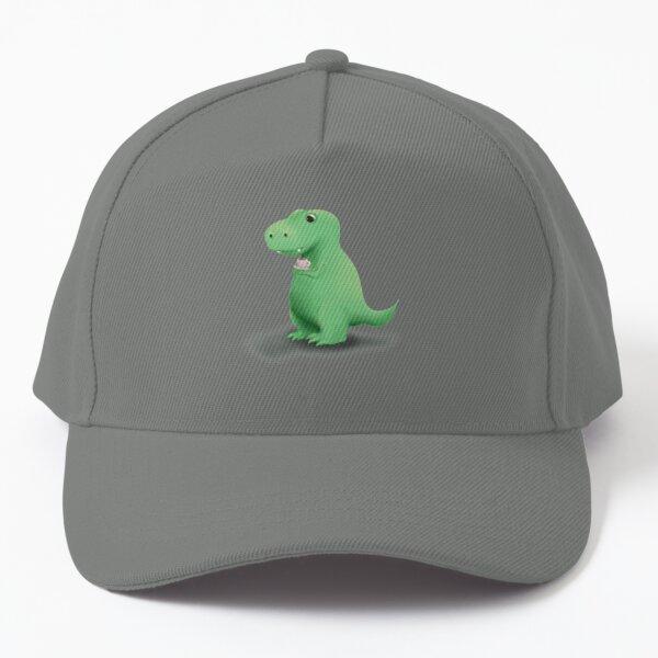 Tea Rex Baseball Cap