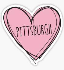 Pittsburgh Sticker