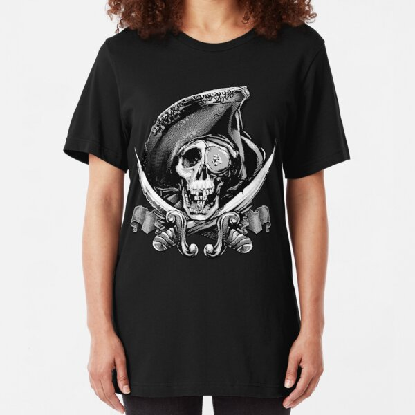Never Say Die - One Eyed Willie Slim Fit T-Shirt