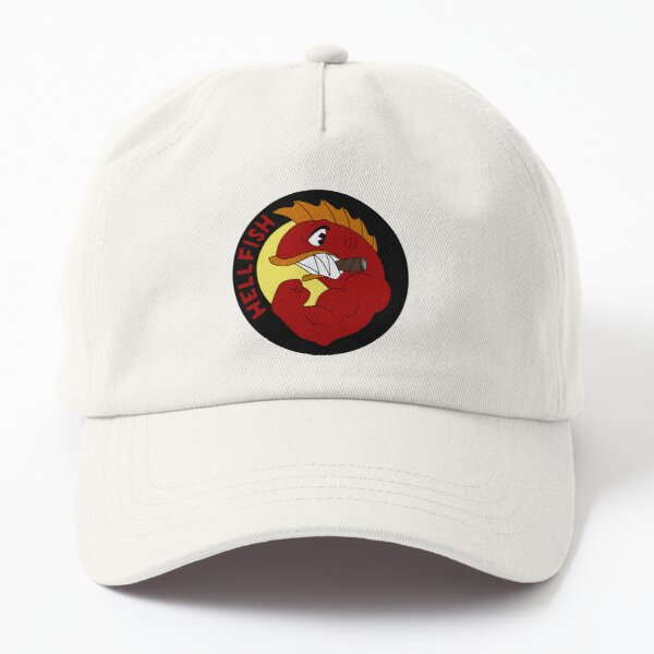 The Flying Hellfish Dad Hat