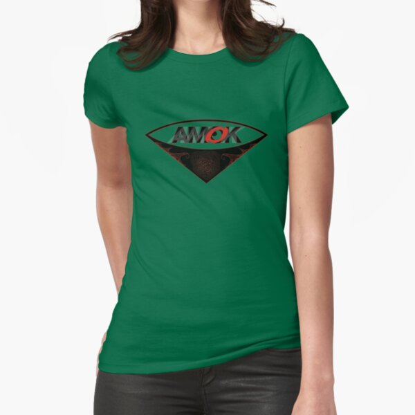 A M O K [tm] Fitted T-Shirt