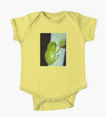 Frog  One Piece - Short Sleeve
