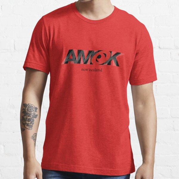 AMOK - new zealand Essential T-Shirt