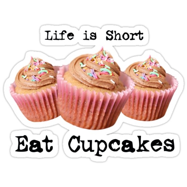 Eat Cupcakes by Barb Leopold