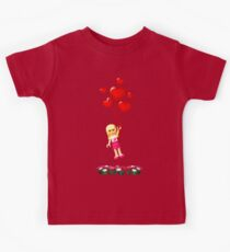 Up, Up and Away! Kids Tee