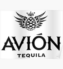 Avion Tequila Poster