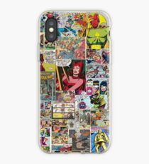 Comic Collage iPhone Case