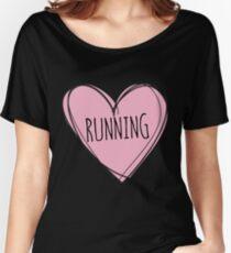 Running Women's Relaxed Fit T-Shirt