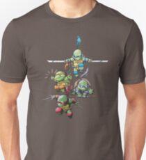 Ninjas Slim Fit T-Shirt