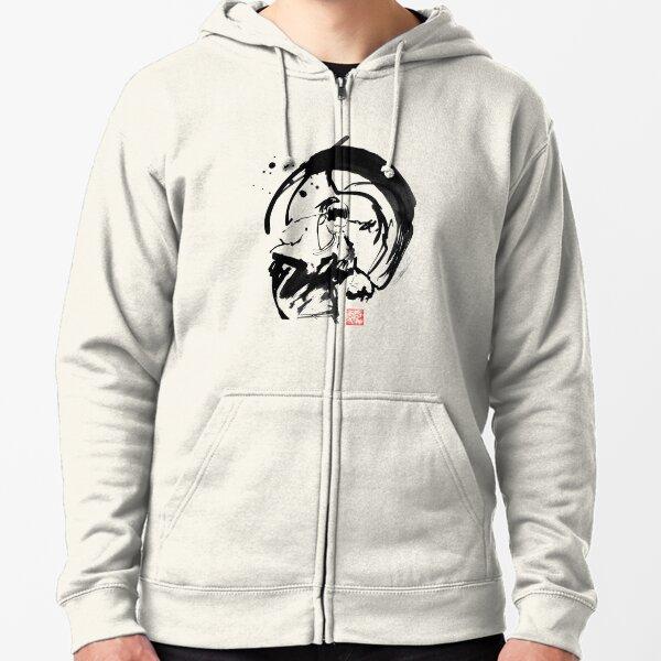 Aikido Zipped Hoodie